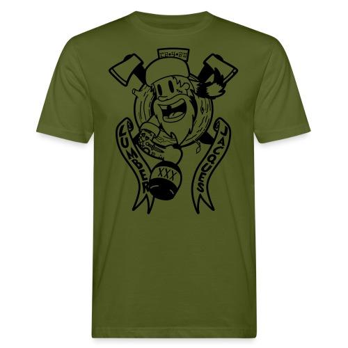 Lumber Jacques - T-shirt bio Homme