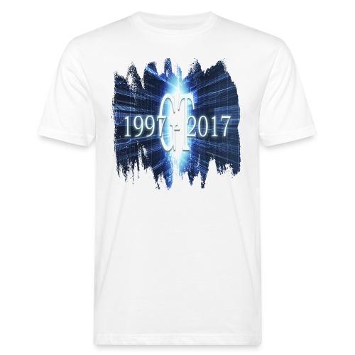 GuttaTur 20 years - Økologisk T-skjorte for menn