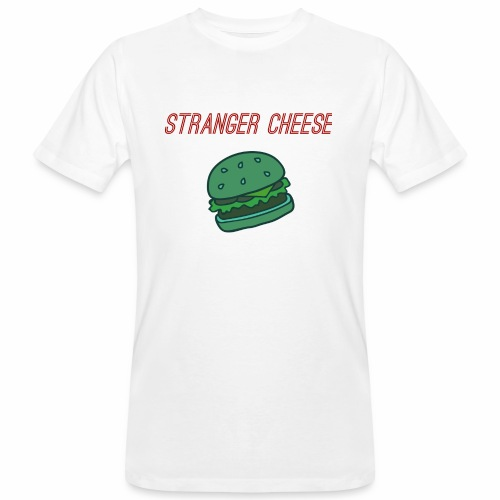 Stranger Cheese - T-shirt bio Homme