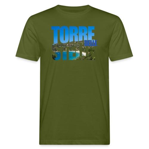 TorreTshirt - T-shirt ecologica da uomo