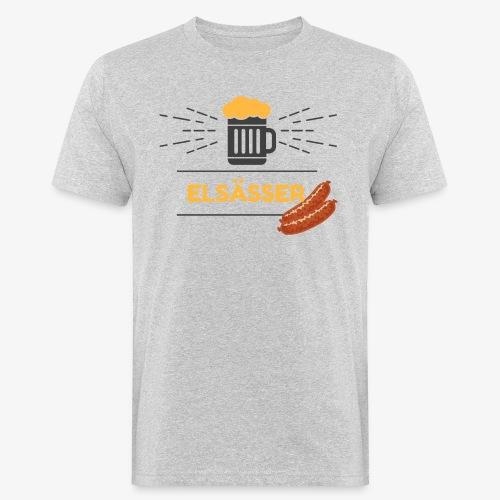 ELSÄSSER - T-shirt bio Homme