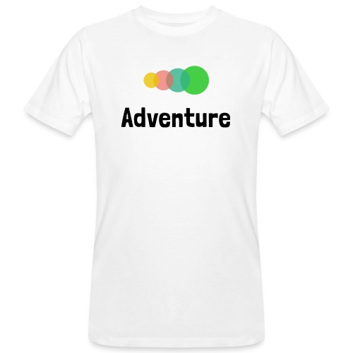 Pure Adventure - Men's Organic T-Shirt