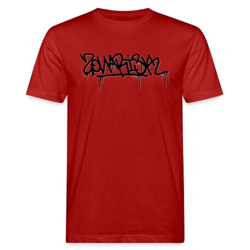 Zonarisk Logo Noir - T-shirt bio Homme