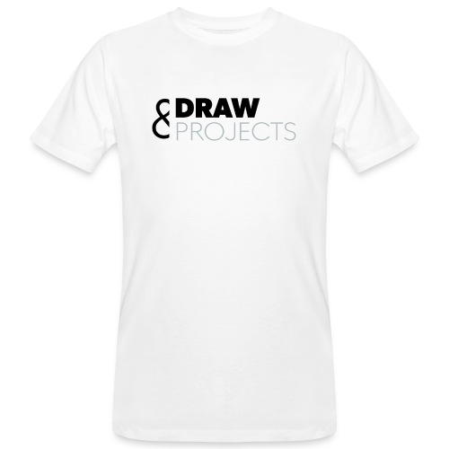 Draw and Projects - T-shirt bio Homme