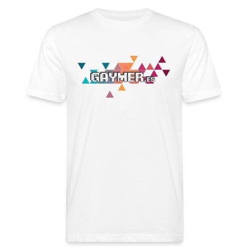 Logo Gaymer.es - Camiseta ecológica hombre