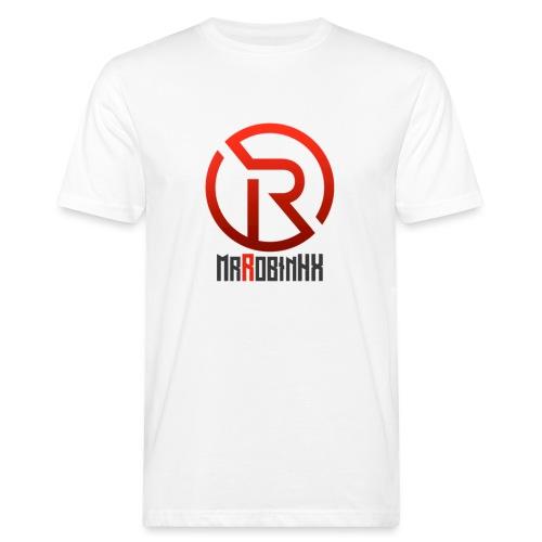 MrRobinhx - Økologisk T-skjorte for menn