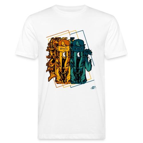 DemonSmile - COLL01 - AVR2K17 - T-shirt bio Homme