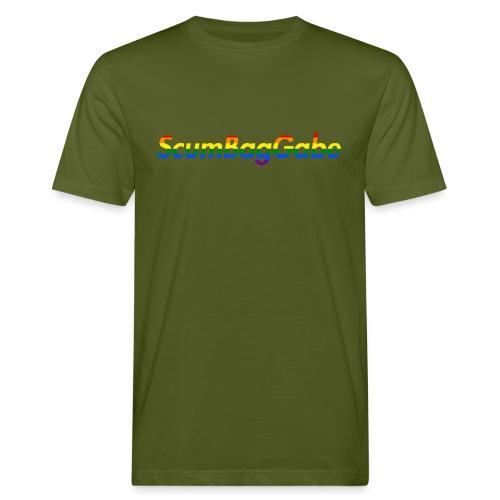 ScumBagGabe Multi Logo XL - Men's Organic T-Shirt