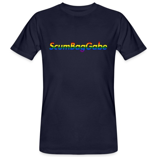 ScumBagGabe Multi Logo XL - Men's Organic T-Shirt