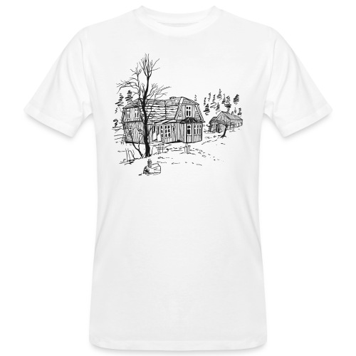 Countryside - Men's Organic T-Shirt
