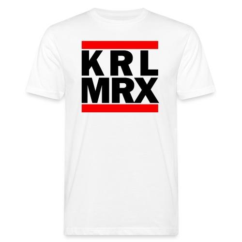 Krl Mrx | Karl Marx | T-Shirt - Männer Bio-T-Shirt