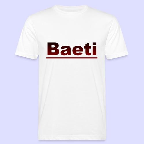 Baeti - Mannen Bio-T-shirt