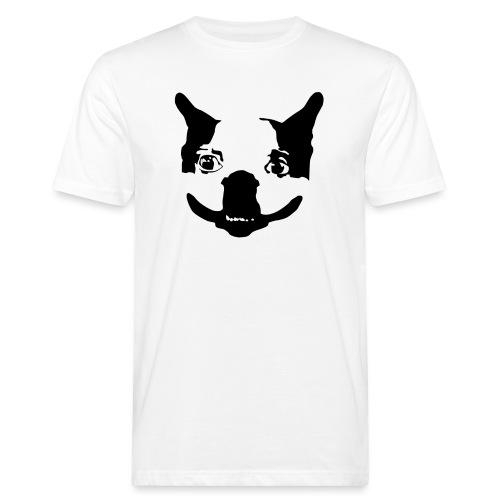 Lennu - Musta - Miesten luonnonmukainen t-paita