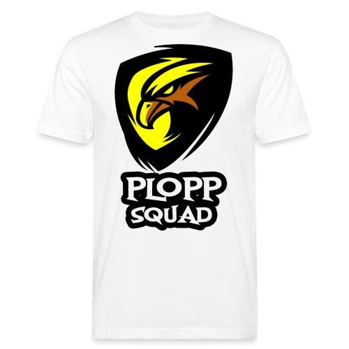 Plopp Squad - Ekologisk T-shirt herr