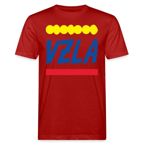 vzla 01 - Camiseta ecológica hombre