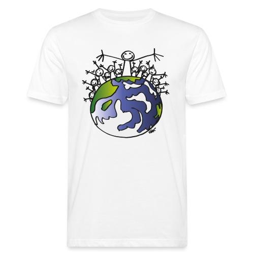TERRE png - Men's Organic T-Shirt