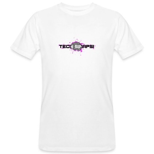 Tech Sinapsi SPLASH - T-shirt ecologica da uomo
