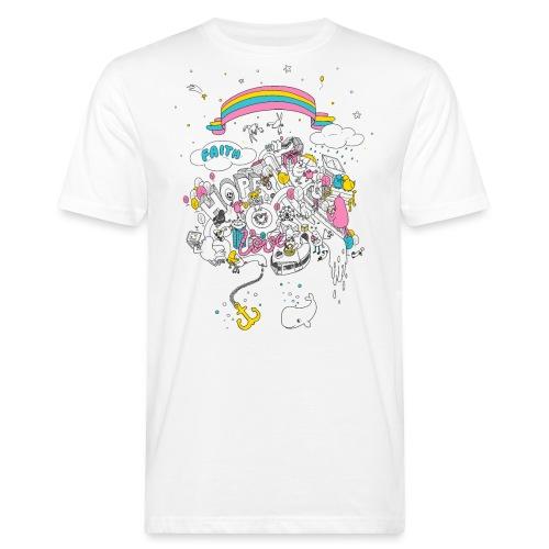 FHL Wimmelshirt VAR1 3000 - Männer Bio-T-Shirt