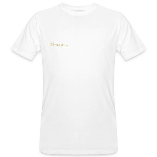 teleapila - Miesten luonnonmukainen t-paita
