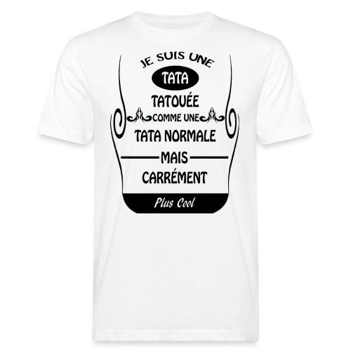 Une tata tatouée - T-shirt bio Homme