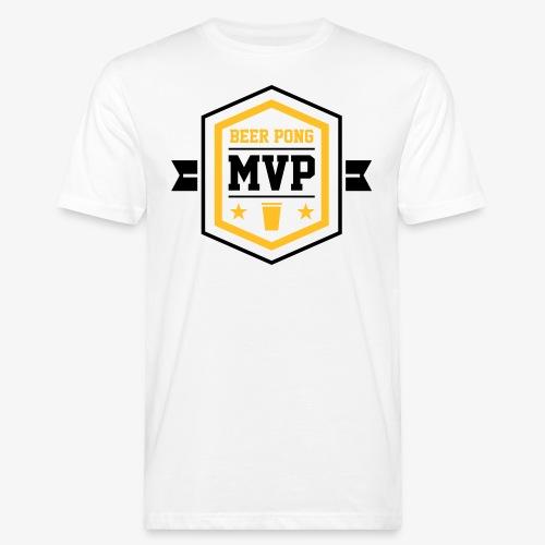 Beer Pong MVP II - Männer Bio-T-Shirt