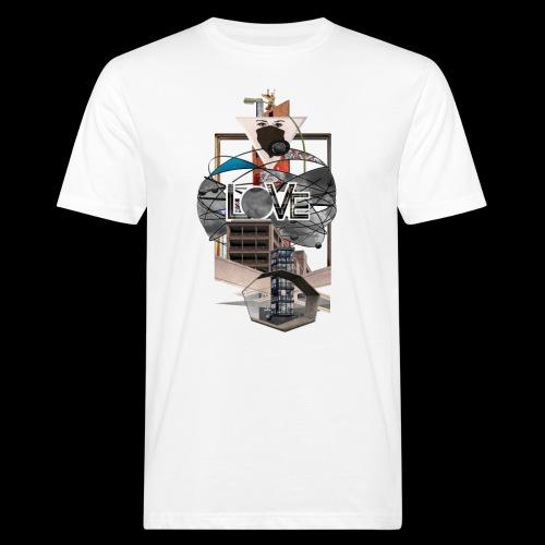 LOVE - Männer Bio-T-Shirt