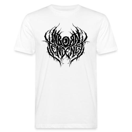 Logo, rässi - Miesten luonnonmukainen t-paita