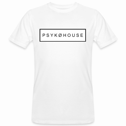 PSYKO HOUSE - Men's Organic T-Shirt