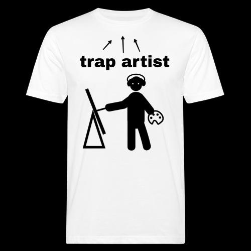 Trap Artist - Camiseta ecológica hombre