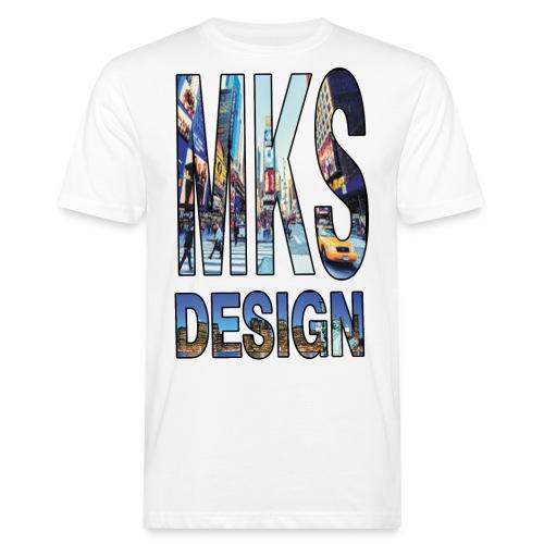 MERKOS modelo 3 - Camiseta ecológica hombre