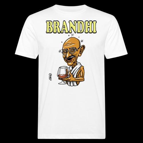 Brandhi - Men's Organic T-Shirt