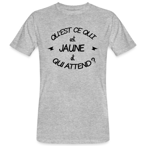 Edition Limitée Jonathan - T-shirt bio Homme