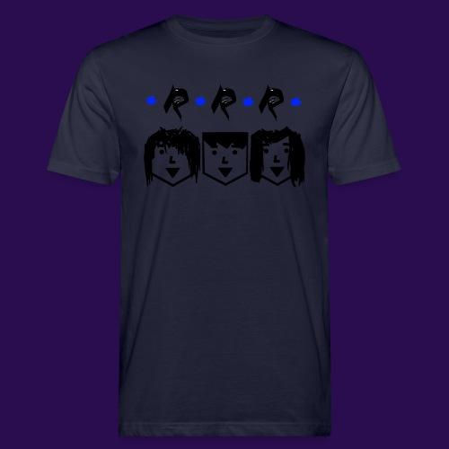 RRR - Heads - Männer Bio-T-Shirt