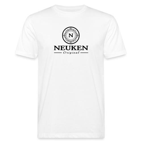 neuken black - Mannen Bio-T-shirt