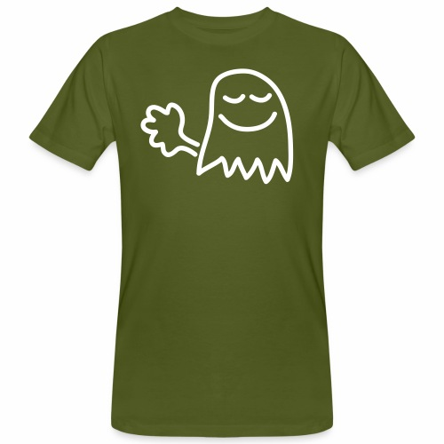 Farts are little ghosts... - Men's Organic T-Shirt