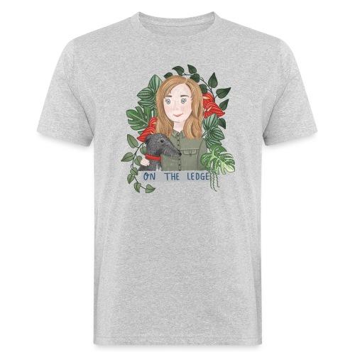 Jane and Wolfie - Men's Organic T-Shirt