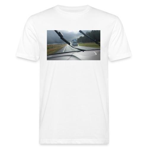 LKW - Truck - Neuseeland - New Zealand - - Männer Bio-T-Shirt