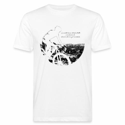 La vita incredula - T-shirt ecologica da uomo