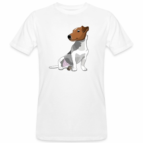 Jack Russell - T-shirt bio Homme