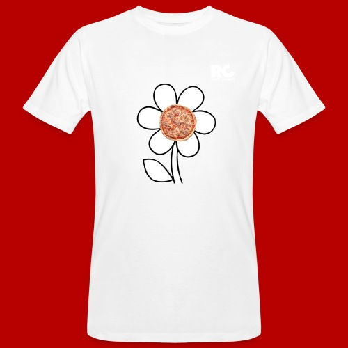 Pizzaflower Edition - Männer Bio-T-Shirt