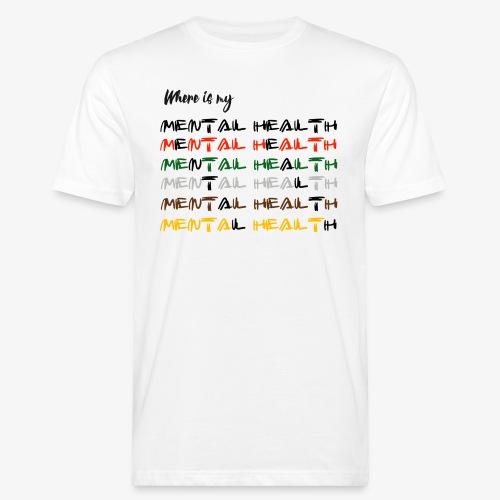 Where is my...? - Men's Organic T-Shirt