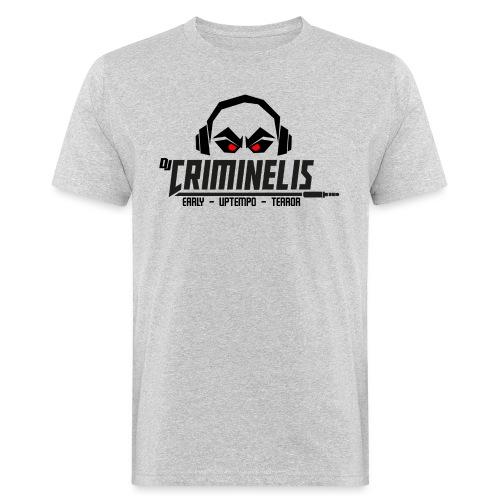 criminelis - Mannen Bio-T-shirt