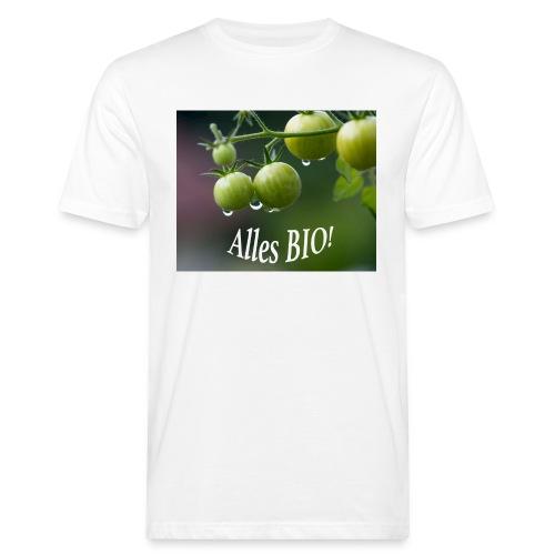 Alles BIO - Männer Bio-T-Shirt