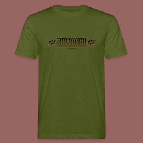 Suwoshi Streetwear - Mannen Bio-T-shirt