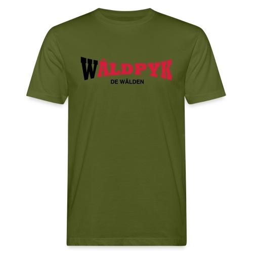 Wâldpyk - Mannen Bio-T-shirt