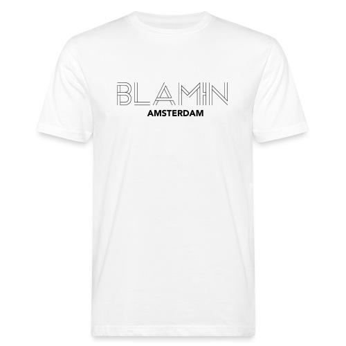 blaming png - Mannen Bio-T-shirt