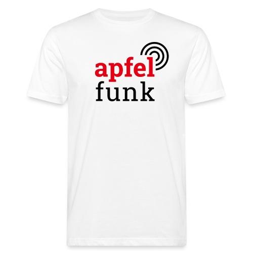 Apfelfunk Edition - Männer Bio-T-Shirt
