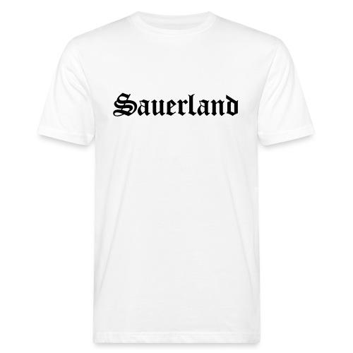 Sauerland - Männer Bio-T-Shirt