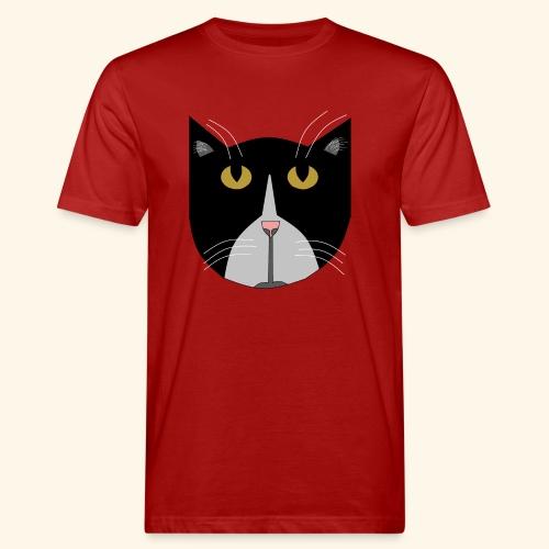 Muikkunen DESING - Miesten luonnonmukainen t-paita