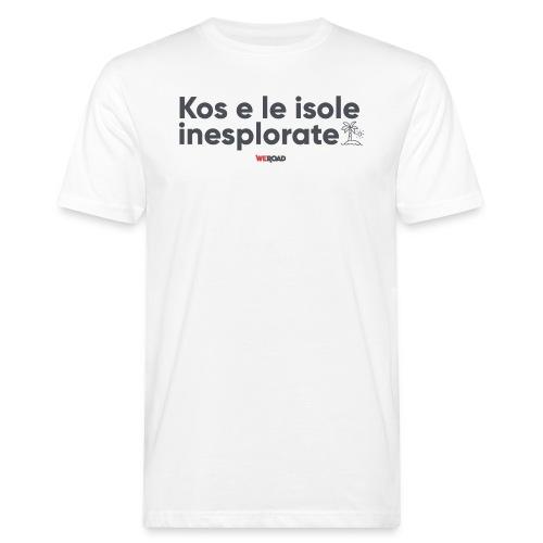 Kos e le isole inespolare - T-shirt ecologica da uomo